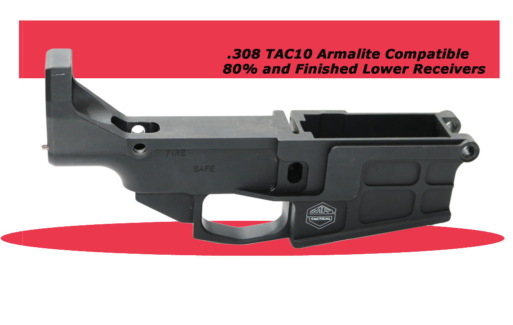 .308 Lower Receivers Mil Spec